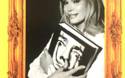 La divine Amanda raconte son «divin Dali»